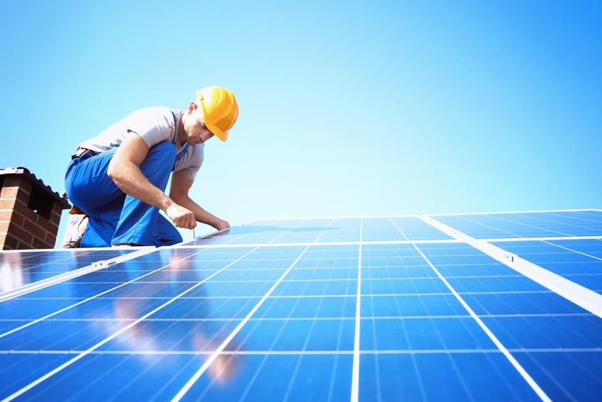Montaż paneli słonecznych w Poznaniu