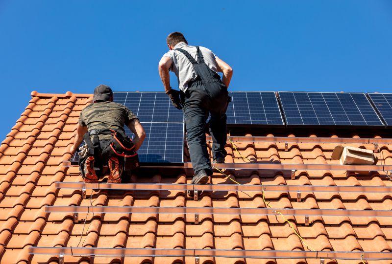 na jakim dachu zamontować fotowoltaikę